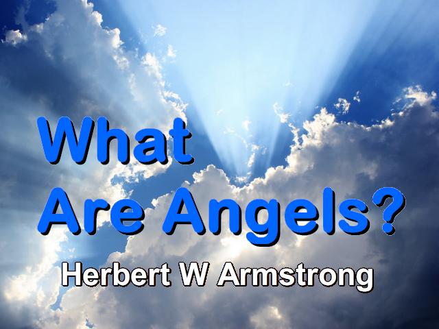 Hebrews Series 15 - What Are Angels?