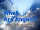 Hebrews Series 15 - What Are Angels?
