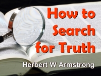 Listen to How to Search for Truth