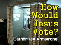 Listen to How Would Jesus Vote?
