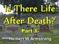 Listen to Is There Life After Death? - Part 1