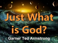 Listen to Just What is God?
