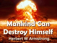 Listen to Mankind Can Destroy Himself