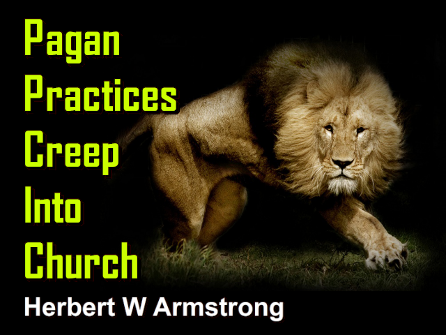 Pagan Practices Creep Into Church