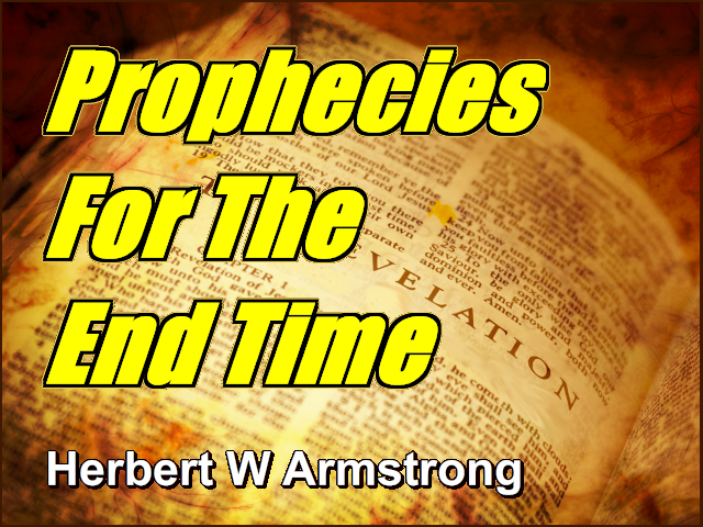Prophecies For The End Time