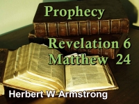 Listen to Prophecy - Revelation 6 - Matthew 24