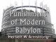 Outline of Prophecy 15 - Punishment of Modern Babylon