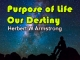 Purpose of Life - Our Destiny
