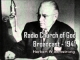 Radio Church of God Broadcast - 1941