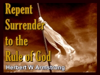 Listen to Repent - Surrender to the Rule of God