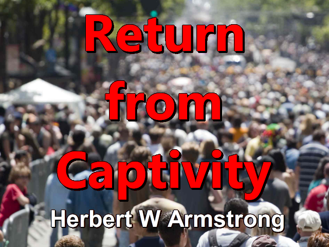 Outline of Prophecy 12 - Return from Captivity
