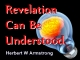 Revelation Can Be Understood