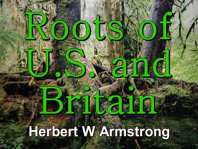 Roots of U.S. and Britain