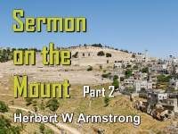 Listen to Sermon on the Mount - Part 2