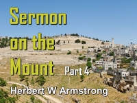 Listen to Sermon on the Mount - Part 4