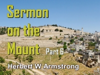Listen to Sermon on the Mount - Part 6