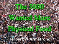 Listen to The 5000 Wanted More Physical Food