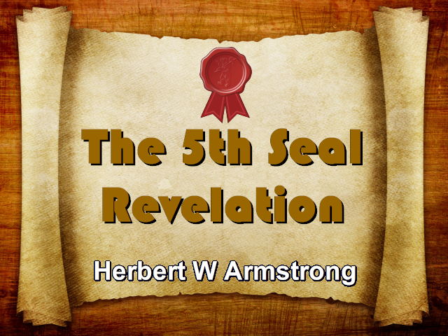 The 5th Seal - Revelation