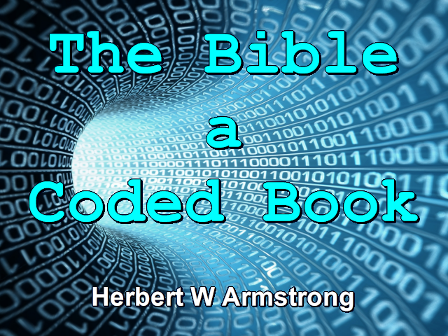 The Bible a Coded Book