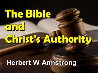 Listen to The Bible and Christ's Authority