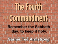 Listen to The Fourth Commandment