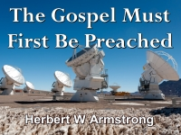 Listen to The Gospel Must First Be Preached