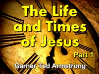 Listen to The Life and Times of Jesus - Part 1
