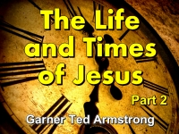 Listen to The Life and Times of Jesus - Part 2