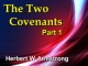The Two Covenants - Part 1