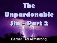 Listen to The Unpardonable Sin - Part 2
