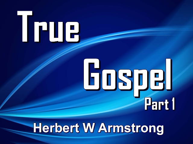 True Gospel - Part 1