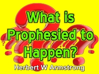 Listen to What is Prophesied to Happen?