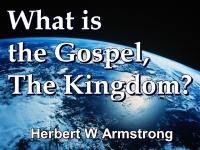 Listen to What is the Gospel, The Kingdom?