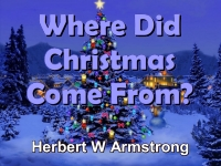 Listen to Where Did Christmas Come From?