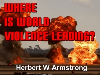 Listen to Where is World Violence Leading?