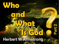 Listen to Who And What Is God? - Part 2
