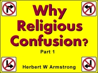 Listen to Why Religious Confusion? - Part 1