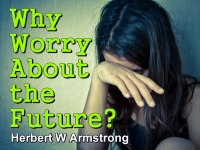 Listen to Why Worry About the Future?