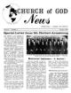 Church of God News - Church of God News January 1962 Headlines