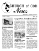 Church of God News - Church of God News March 1962 Headlines