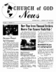 Church of God News - Church of God News May 1962 Headlines