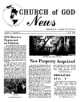Church of God News - Church of God News June 1962 Headlines