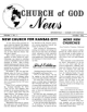 Church of God News - Church of God News October 1961 Headlines
