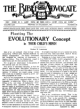 The Bible Advocate - Bible Advocate - September 11, 1928