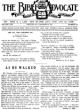 The Bible Advocate - Bible Advocate - October 9, 1928
