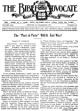 The Bible Advocate - Bible Advocate - November 20, 1928