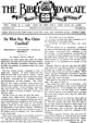 The Bible Advocate - Bible Advocate - December 18, 1928