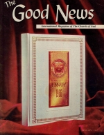 Persecution Overcome in Brotherly Love Good News Magazine January 1967 Volume: Vol XVI, No. 1