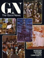 UPDATE: 41 years old - and NEW! Good News Magazine February 1975 Volume: Vol XXIV, No. 2