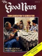 Was Jesus Really the Son of God? Good News Magazine February 1979 Volume: Vol XXVI, No. 2